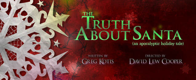 The Truth About Santa (an apocalyptic holiday tale)